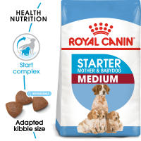 Royal Canin Medium Starter Mother & Babydog Dry Adult Dog Food