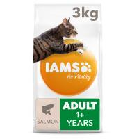 IAMS for Vitality Salmon Adult Dry Cat Food