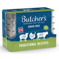 Butchers Traditional Recipes Trays Wet Dog Food