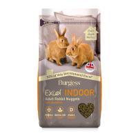 Burgess Excel Indoor Rabbit Food Nuggets