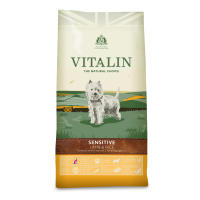 Vitalin Natural Sensitive Lamb & Rice Dry Adult Dog Food