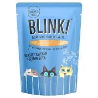 Blink Roasted Chicken & Tender Duck Wet Cat Food
