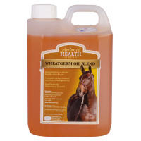 Animal Health Company Wheatgerm Oil Blend Horse Supplement