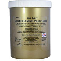 Gold Label Glucosamine Plus 15000 Horse Supplement