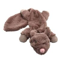 Happy Pet Unstuffed Chipmunk Dog Toy