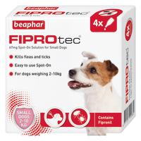 Beaphar FIPROtec Spot On for Dogs