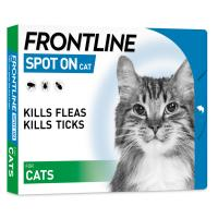 FRONTLINE Flea & Tick Spot On Treatment Cat