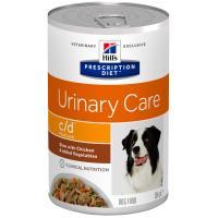 Hills Prescription Diet CD Multicare Chicken & Veg Stew Wet Dog Food