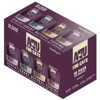 AATU Variety Pack Wet Adult Cat Food