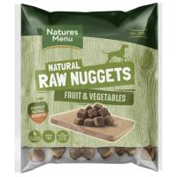 Natures Menu Fruit & Vegetable Nuggets Raw Frozen Dog Food