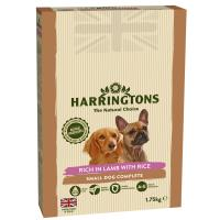 Harringtons Lamb with Rice Small Adult Dog Food