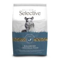 Supreme Science Selective Chinchilla Food