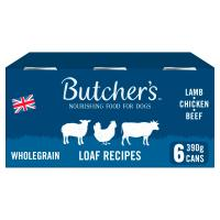 Butchers Loaf Recipes Dog Food Tins