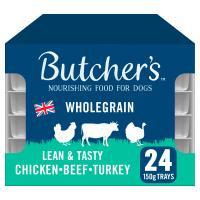 Butchers Lean & Tasty Low Fat Dog Food Trays