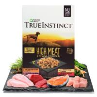 True Instinct High Meat Fillets Multipack Adult Wet Dog Food Pouches