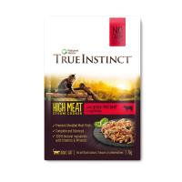 True Instinct High Meat Fillets Chicken with Grass-fed Beef Adult Wet Cat Food Pouches