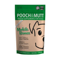 Pooch & Mutt Mobile Bones Dog Joint Supplement