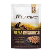 True Instinct High Meat Fillets Chicken & Turkey Wet Adult Cat Food