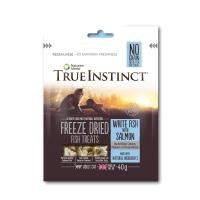True Instinct White Fish & Salmon Freeze Dried Cat Treats
