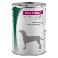 Eukanuba Veterinary Restricted Calorie Adult Dog Food Tins