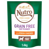 Nutro Grain Free Chicken Medium Adult Dry Dog Food