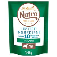 Nutro Limited Ingredient Lamb Medium Adult Dry Dog Food