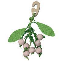 Happy Pet Christmas Mistletoe Nibbler for Small Pets