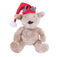 Rosewood 32cm Cuddly Christmas Albear Dog Toy