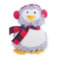 Rosewood Mini Pepper Penquin Christmas Dog Toy