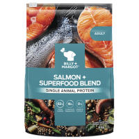 Billy & Margot Salmon + Superfood Blend Dry Adult Dog Food