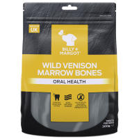 Billy & Margot Wild Venison Marrow Bones Dog Treats