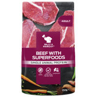 Billy & Margot Beef & Superfood Wet Dog Food Pouches