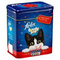 Felix Christmas Gift Tin for Cats