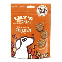 Lilys Kitchen Chomp-away Chicken Bites Dog Treats