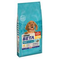 BETA Chicken Dry Puppy Food 14kg x 2