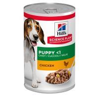 Hills Science Plan Medium Breed Puppy Chicken Wet Dog Food