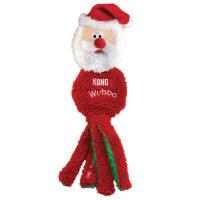 Kong Santa Wubba Christmas Dog Toy