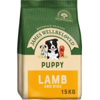 James Wellbeloved Lamb & Rice Puppy Food