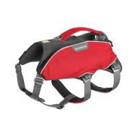 Ruffwear Webmaster Pro Harness Red Currant