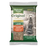 Natures Menu Complete Lamb Raw Frozen Mince Dog Food