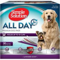 Simple Solution All Day Premium Dog & Puppy Training Pads