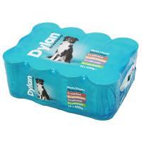 Dylan Working Dog Variety Wet Dog Food Tins