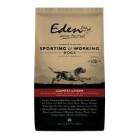 Eden 80/20 Working Dog Country Cuisine Medium Kibble Dry Adult Dog Food