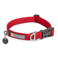 Ruffwear Front Range Dog Collar in Red Sumac