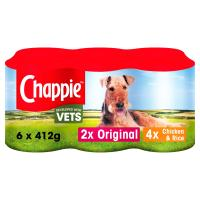 Chappie Can Favourites Adult Dog Food