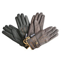 Mark Todd Black Winter Gloves with Thinsulate