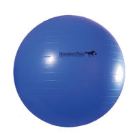 "Horsemen's Pride Unscented Mega 30"" Jolly Ball"