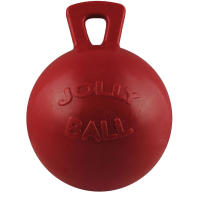 "Horsemen's Pride Unscented 10"" Jolly Ball"