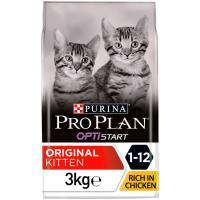 PRO PLAN OPTISTART Original Chicken Dry Kitten Food