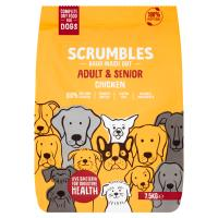 Scrumbles Chicken Adult & Senior Dry Dog Food